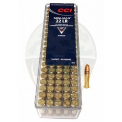 Munitions 22 LR CCI...