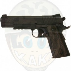 COLT 1911 Rail Gun Noir Mat...