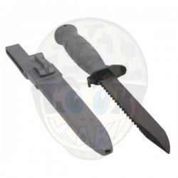 Couteau Glock Gris avec Scie