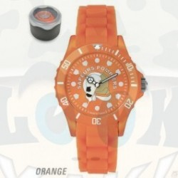 Montre Sapeurs Pompiers Orange