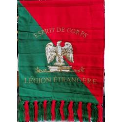 Etendard Légion Etrangere