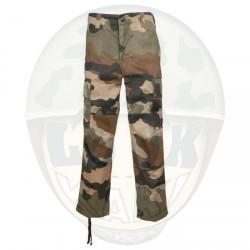 Pantalon BDU enfant camouflage