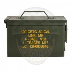 Caisse à munitions Cal.50