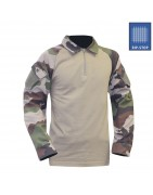 Chemises de combat