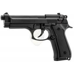 Pistolet 9mm à blanc...
