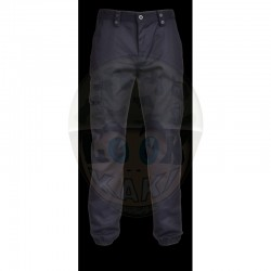 Pantalon ACTION Marine mat