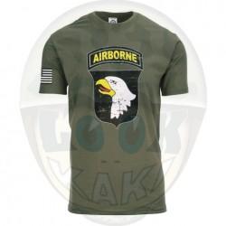 T-shirt USA : 101st Airborne
