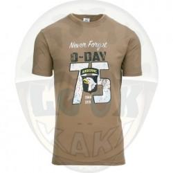 T-shirt : D-Day 75 ans