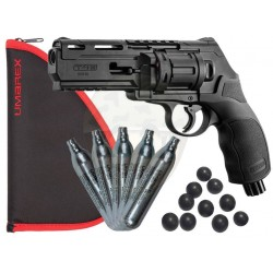 PACK Revolver CO2 Walther...